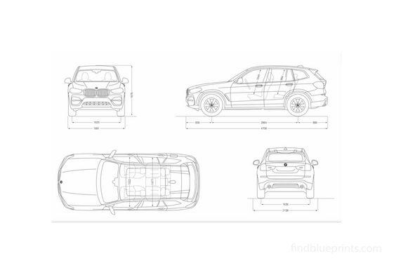 BMW X3 xDrive20i 2020