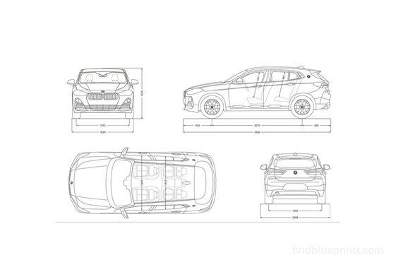 BMW X2 sDrive18i 2020