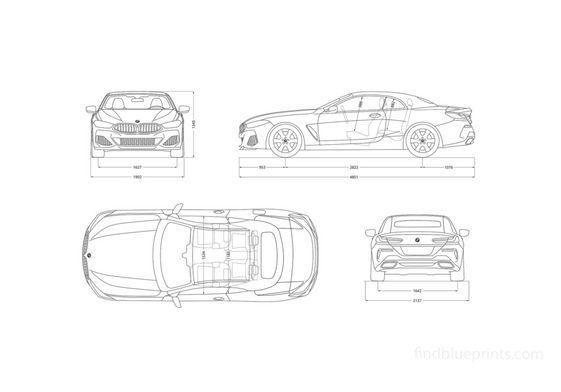 BMW 840i xDrive Cabrio 2020