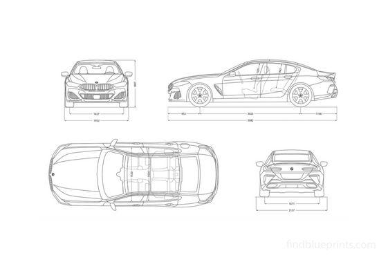 BMW 840d xDrive Gran Coupe 2020