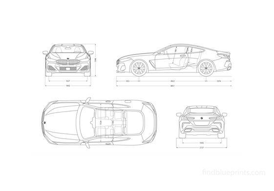 BMW 840d xDrive Coupe 2020