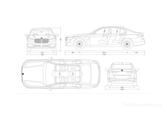 BMW 730Ld xDrive 2020