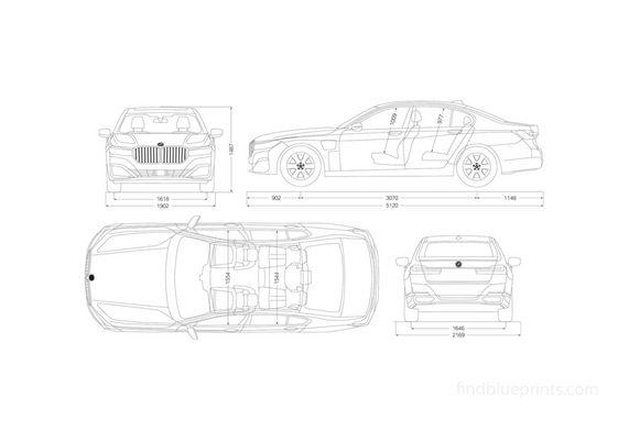 BMW 730i 2020