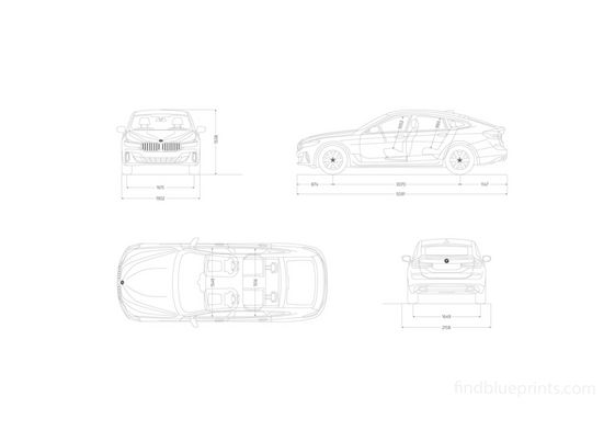 BMW 630i GT 2020