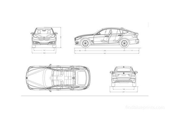 BMW 320d xDrive GT 2020