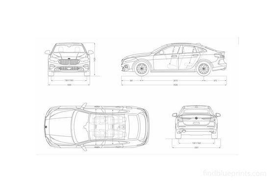 BMW 218i Gran Coupe 2020