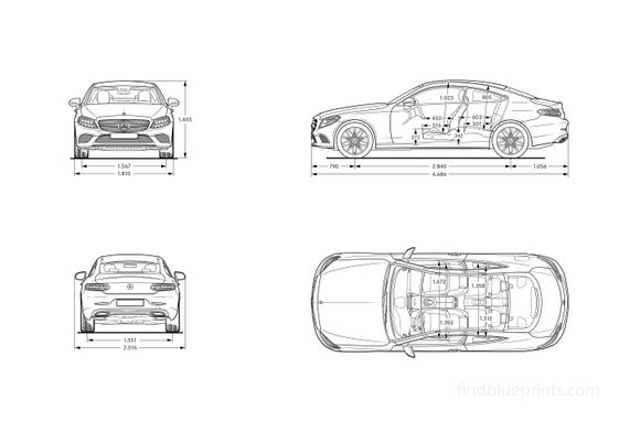 MERCEDES BENZ C-Class Coupe (C205) 2016